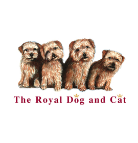 THE ROYAL CAT AND DOG