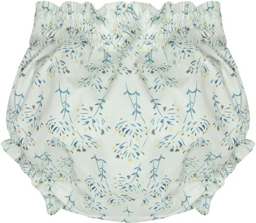 Bonnet a Pompon Блумеры в мелкий цветочек
