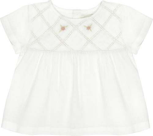 Bonnet a Pompon Платье с вышивкой