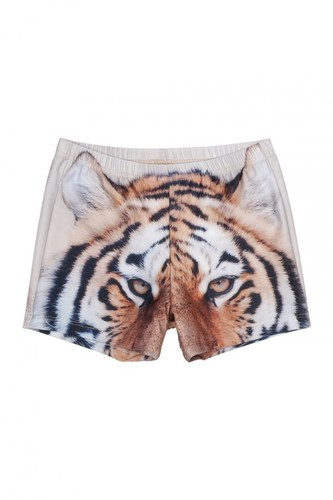 POPUPSHOP Плавки тигр