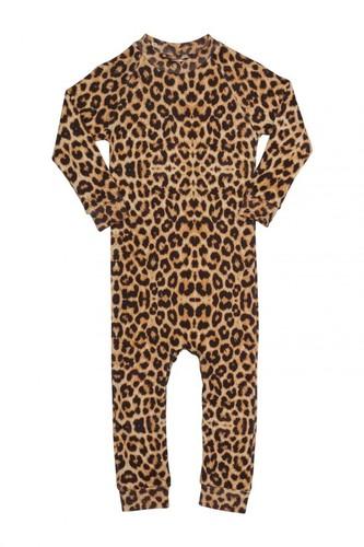 POPUPSHOP Комбинезон леопард