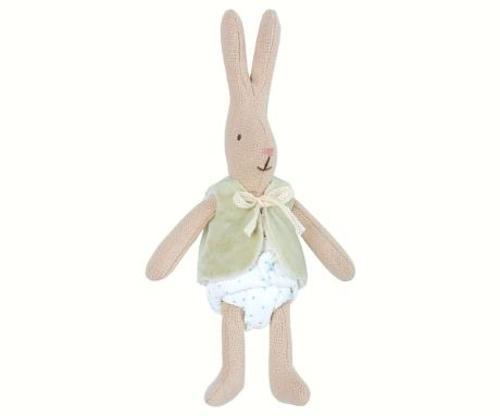 Maileg Микро кролик в памперсе