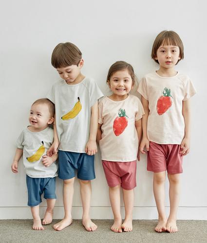 Kokacharm Костюм с фруктами