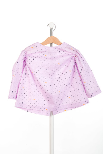 FUFA Блузка розовая Romantic
