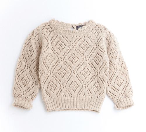 Tocoto Vintage Вязанный свитер baby