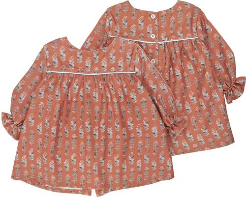Bonnet a Pompon Платье