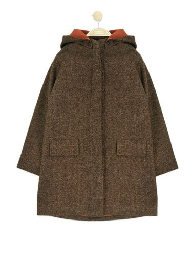 Bonnet a Pompon Пальто