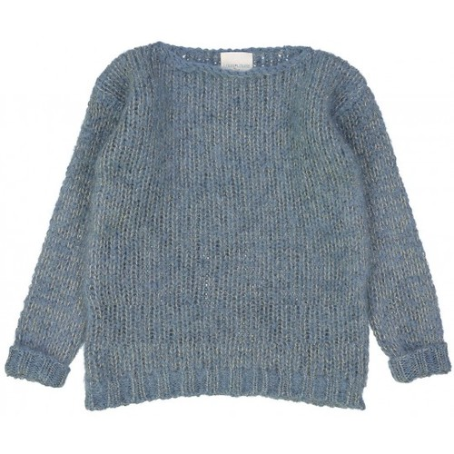Louis Louise Мохеровый свитер с люрексом Roxy