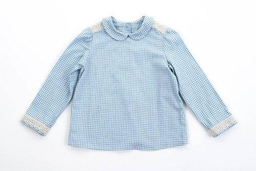 FUFA Рубашка с кружевом