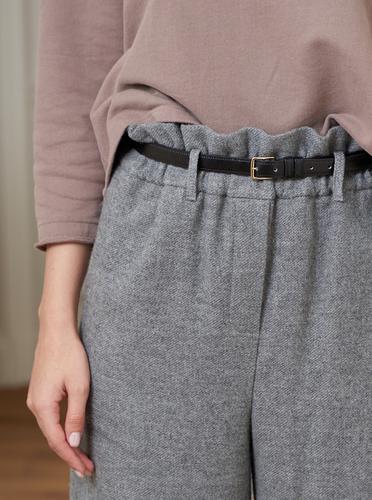 FUFA Кашемировые свободные брюки