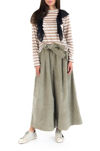 FUFA Свободные вельветовые брюки