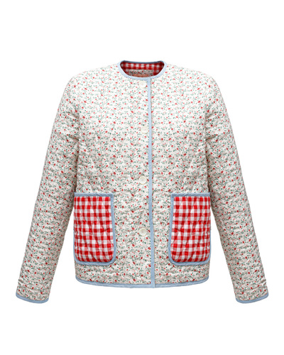 FUFA Quilted cotton jacket